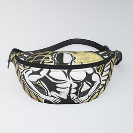 Train Insane, GYM, Fitness, Workout Champ Fanny Pack