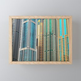 Towering Framed Mini Art Print