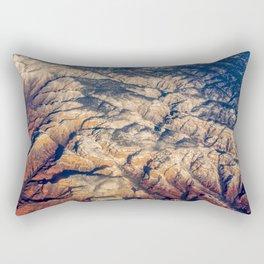 Mars or Earth Rectangular Pillow