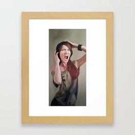Let´s Party! Framed Art Print
