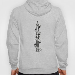 Words Not Wounds Hoody
