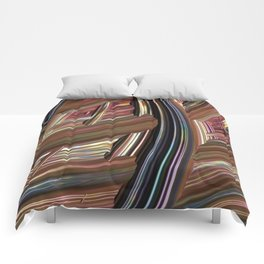 Striped Weave Comforters