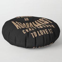 Agronomist - Funny Job and Hobby Floor Pillow
