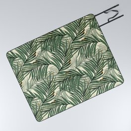 Palm leaves Picnic Blanket