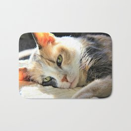 Kitty Light by Reay of Light Bath Mat