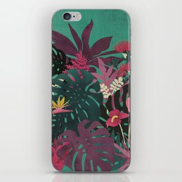 Tropical Tendencies iPhone Skin