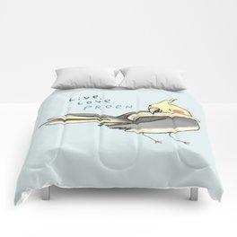 Live, Love, Preen Comforters