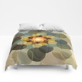 Pitchpoint Comforters