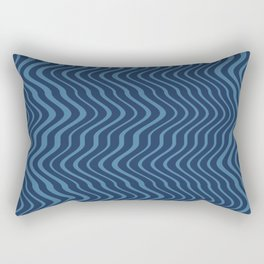 Life's A Glitch Rectangular Pillow