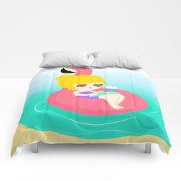 A Summer Dream Comforters