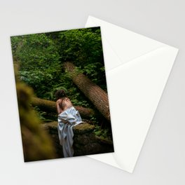 A Faerie on Her Own Stationery Cards