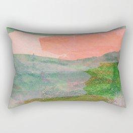 Abstract No. 506 Rectangular Pillow