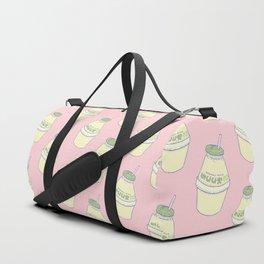 Banana Milk Duffle Bag