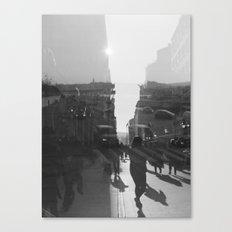 fashion quay Canvas Print