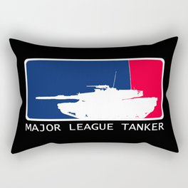 M1 Abrams - Major League Tanker Rectangular Pillow