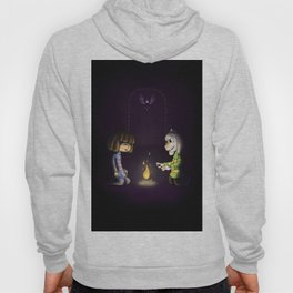 Frisk and Asriel Hoody