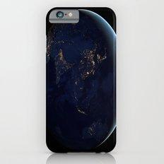 Asia at Night iPhone 6s Slim Case