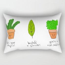 EncourageMINT Rectangular Pillow