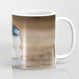 Harmony with pebbles Coffee Mug