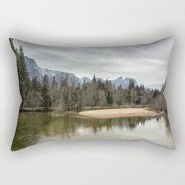Just Another Place in My Heart Rectangular Pillow