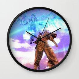 Ice lord Wall Clock