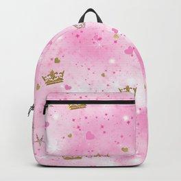 Pink Princess Backpack