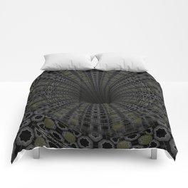 Solemn Drainage Comforters