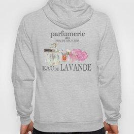 French perfume advertising Hoody