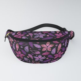 Lovely Floral Pattern X.04 Fanny Pack