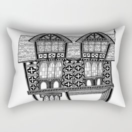 The gateway House Rectangular Pillow