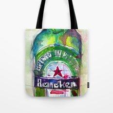 Heineken Beer, Happy Friday Tote Bag