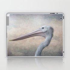 Portrait of a Pelican Laptop & iPad Skin