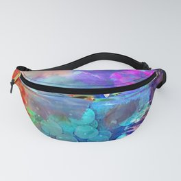 Abstract Blurs Fanny Pack