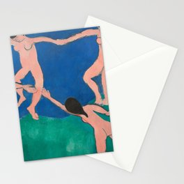 Dance (1) by Henri Matisse Stationery Cards