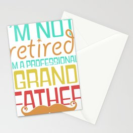 Grandpa Grandpa Grandfather Gift Papa Grandpa Family Stationery Cards