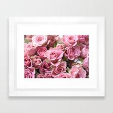 Morning Blush... Framed Art Print
