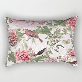 Botanical Paradise Rectangular Pillow