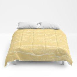 Yellow Stone Comforters