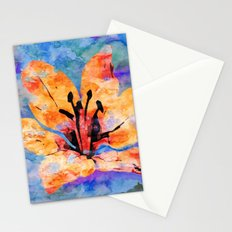Morning in the Garden Stationery Cards