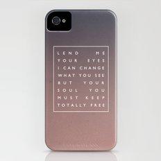 Awake My Soul III iPhone (4, 4s) Slim Case
