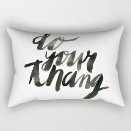 Do Your Thang Rectangular Pillow