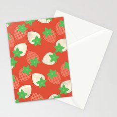 Berry Fields Stationery Cards