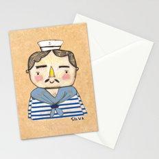Sailor Doodle Stationery Cards