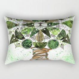 Tree of LIfe Mandala Rectangular Pillow