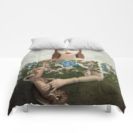 Eva and the Garden Comforters