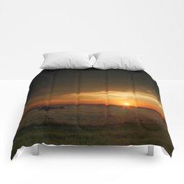 Texas Sunset Comforters