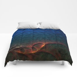 Life In The Abyss Comforters