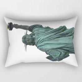 She Leads Us Rectangular Pillow