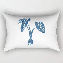 taro hawaii souvenir Rectangular Pillow