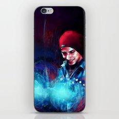 Delsin Rowe iPhone & iPod Skin
